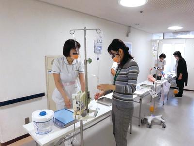 潜在看護師の現場復帰を後押し! 再就職支援セミナーを開催。