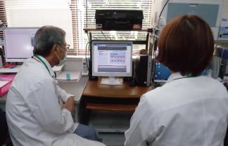 院内感染の視聴研修で感染予防策を再確認!
