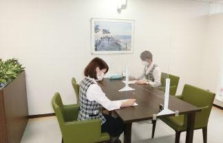 より良い仕事環境を目指し 職員のストレスチェックを実施。